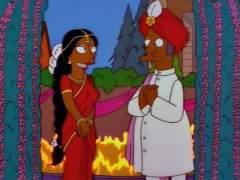 Hank Azaria, dispuesto a dejar de doblar a Apu en 'Los Simpson'