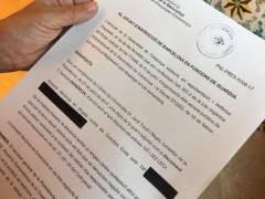 Denuncian a la Guardia Civil por los interrogatorios a cargos de la Generalitat