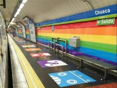 Estación de Metro de Chueca