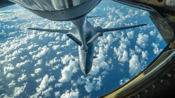 Bombardero B-1B