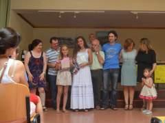 Román Ksybala, ganador del Concurso de Relatos Arsenio Escolar
