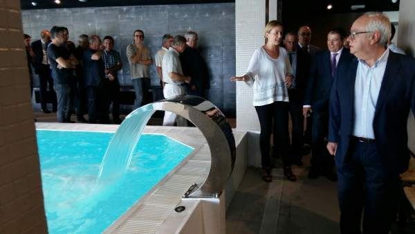 El balneario de segura de ba os crea treinta empleos en - Balneario de segura de banos ...