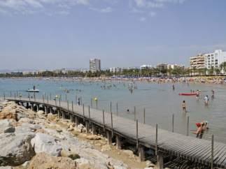 Playa de Salou.