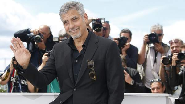 Clooney hizo un generoso regalo a sus amigos