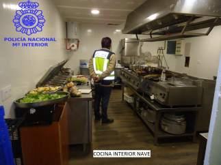 Operación zulo cocina