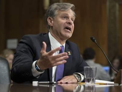 El Senado de EE.UU aprueba a Christopher Wray como nuevo director del FBI