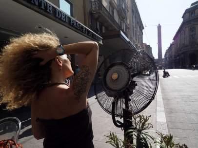 Ola de calor