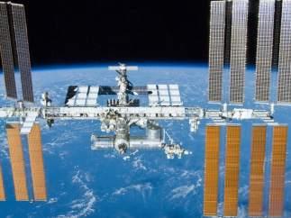 La Estación Espacial Internacional con su aspecto actual