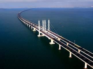 Gran Puente de Danyang-Kunshan