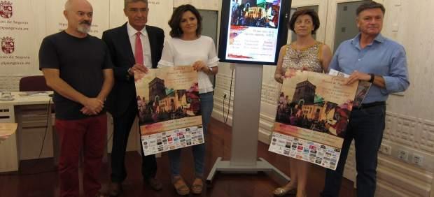 Segovia: Presentación De Las Recreaciones Del Sinodal
