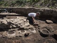 Ruinas de una antiguo colonia romana