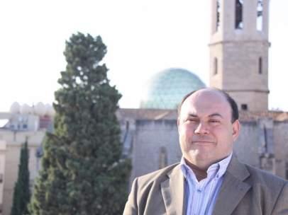 El concejal de Figueres Diego Borrego