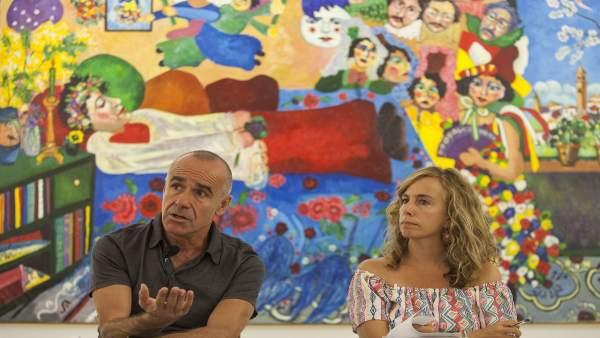 02/08/2017. Sevilla.  El Concejal De Habitat Urbano, Cultura Y Turismo Del Ayunt