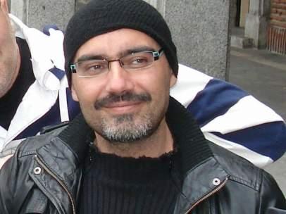 Luis de Marcos, enfermo de esclerosis
