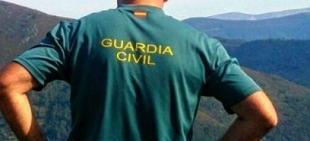 Imagen de recurso de un guardia civil