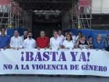 Ayuntamiento contra la violencia machista
