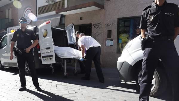Violencia machista en Alcorcón