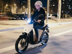 Moto eléctrica de Torrot