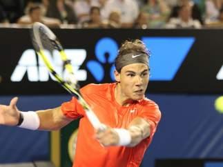 Tres carreras de Rafa Nadal