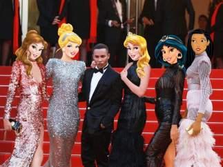 ¿Y si las princesas Disney fueran supermodelos?