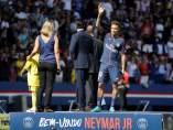 Neymar, en París