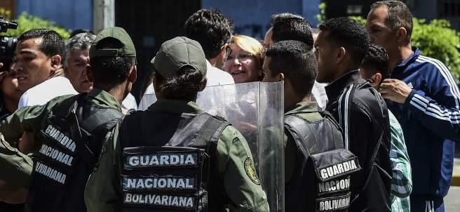 Luisa Ortega Díaz, destituida