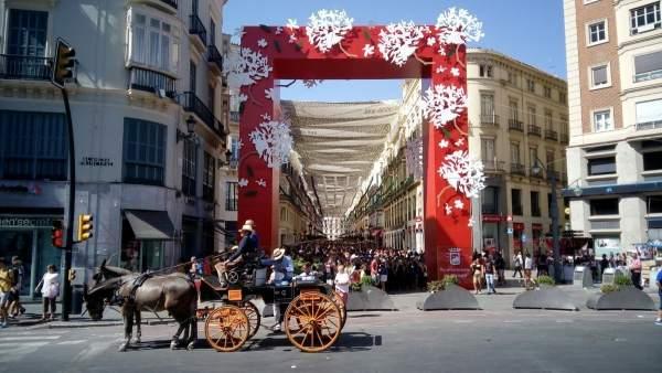 Feria del Centro de Málaga
