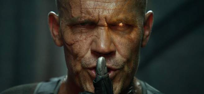 Josh Brolin es Cable