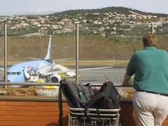 Vuelos cancelados en Madeira