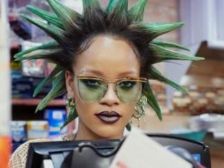 Un monumento llamado Rihanna