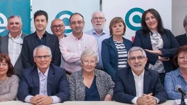 ACtúa, nuevo partido de Gaspar Llamazares y Baltasar Garzón