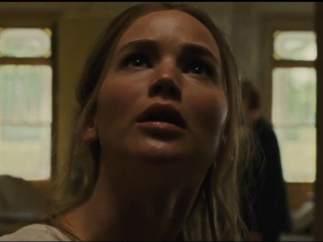 Jennifer Lawrence en 'Madre!'