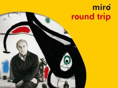 Portada del libro 'Miró. Round Trip'