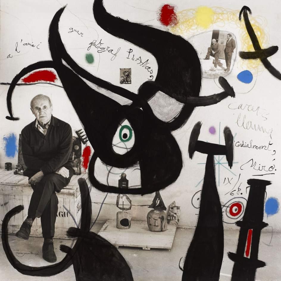 El Miró más desconocido sale a la luz en su fundación de Mallorca