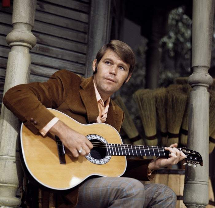 Glen Campbell Rhinestone Cowboy - The Best Of Glen Campbell