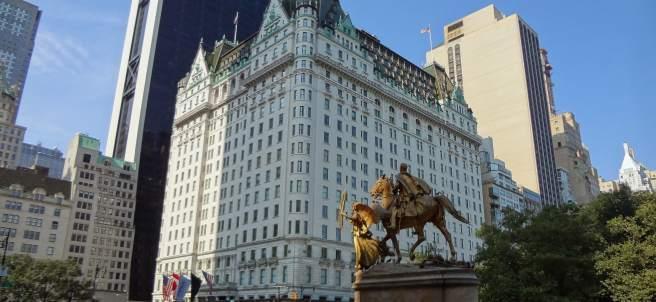 Hotel Plaza, Nueva York