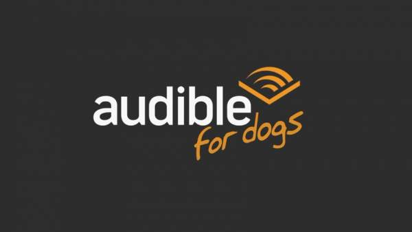 Audible, audiolibro, perros
