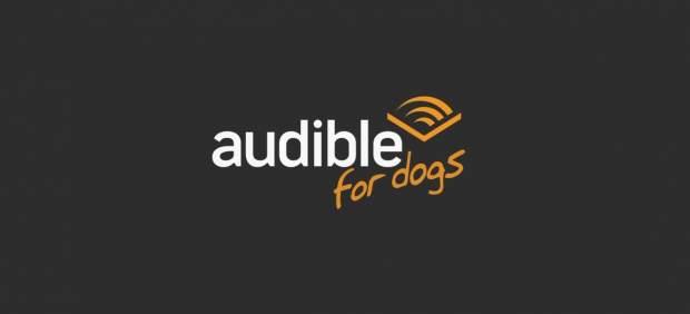 Audible, audiolibro, perros
