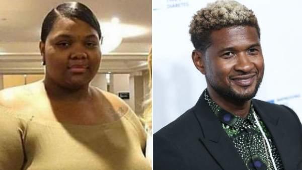 Quantasia Sharpton, una de las chichas que ha demandado a Usher por contagiarle un herpes