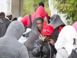 Refugiados en Canadá