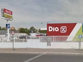 Supermercado Dia en Guadalajara