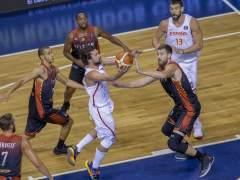 El base de la selección española Sergio Llull