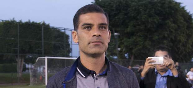 Márquez, tras la rueda de prensa