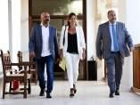 Toma de posesión de los nuevos miembros del gobierno de Page, de Podemos