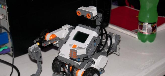 Robot de Lego