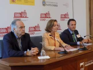 Rueda de prensa de ponentes en el curso 'Food Think Tank'