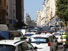Madrid limitará el acceso en coche al centro en 2018