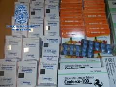 Seis detenidos por la venta ilegal de medicamentos para la disfunción eréctil