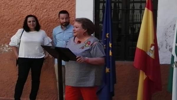 Inauguración de la renovación del Centro de Interpretación de la Villa.