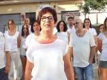 Los integrantes del equipo de gobierno piden civismo en el vídeo